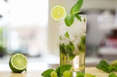 Photo of Mojito cocktail