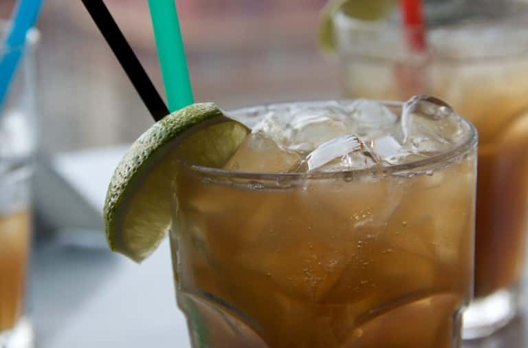 Photo of Long Island Iced Tea cocktail