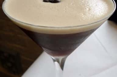 Photo of Espresso Martini cocktail