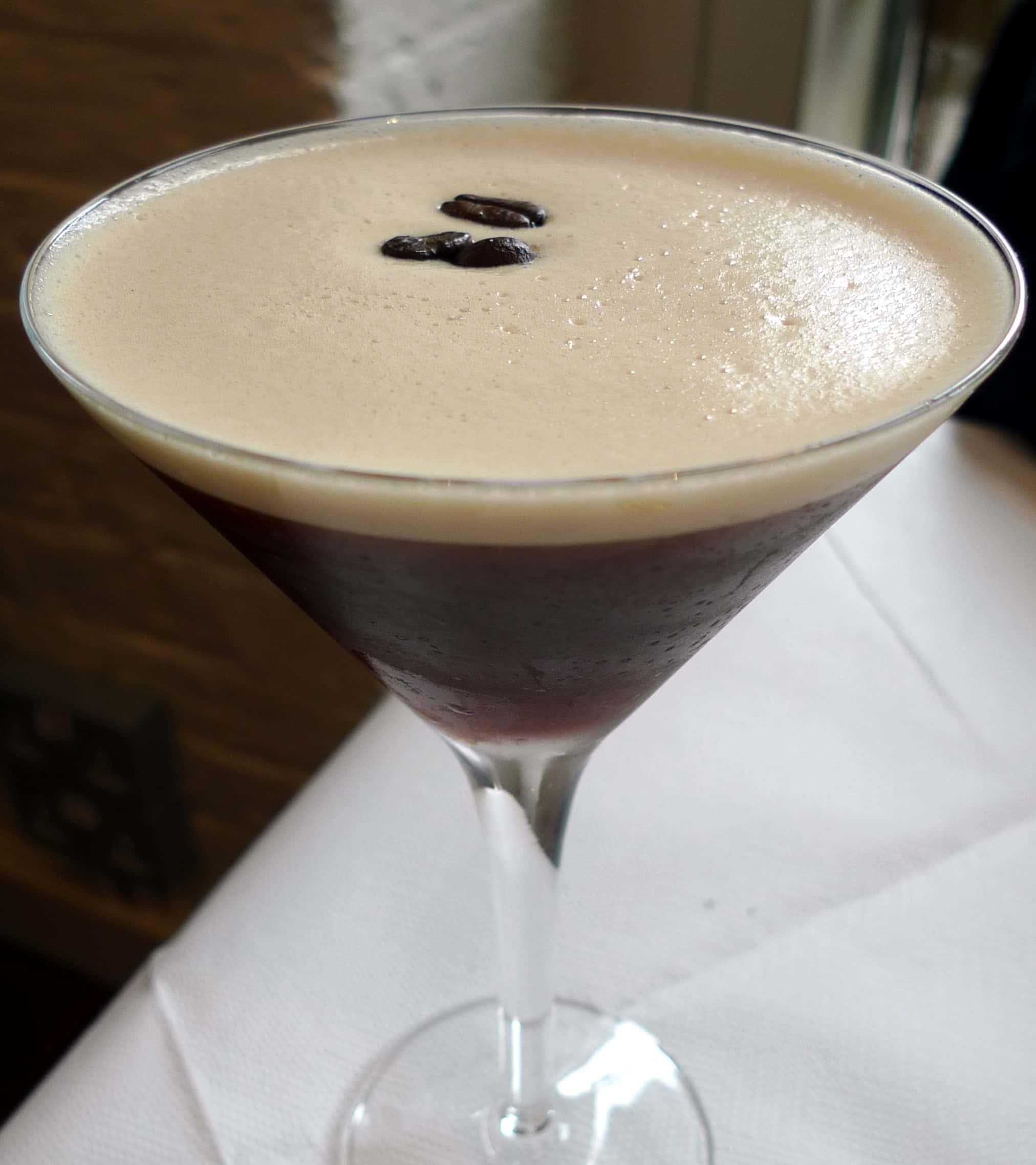 Espresso martini cocktail recipe a better cocktail for How to make martini cocktail