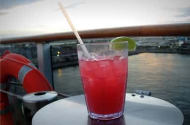 Photo of Sea Breeze cocktail