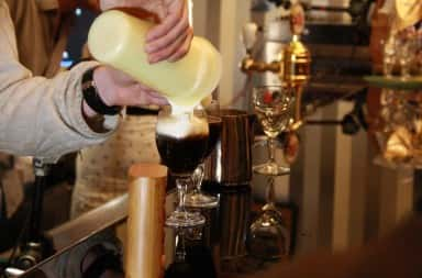 Photo of Irish Coffee cocktail