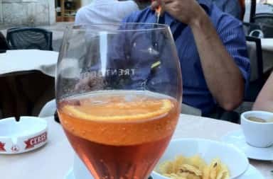 Photo of Spritz Veneziano cocktail