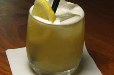 Photo of Whiskey Sour cocktail