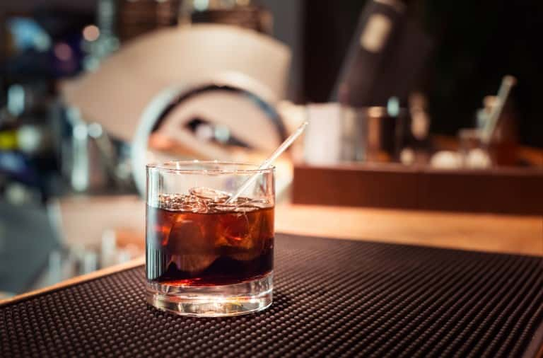 Photo of Black Russian cocktail