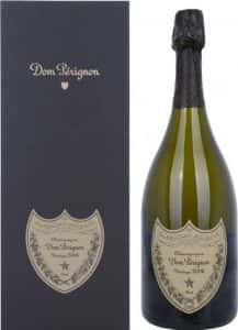 Bottle of Dom Pérignon Champagne (Vintage 2006)
